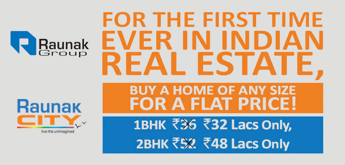 A flat at a flat price – No one can afford to miss this!