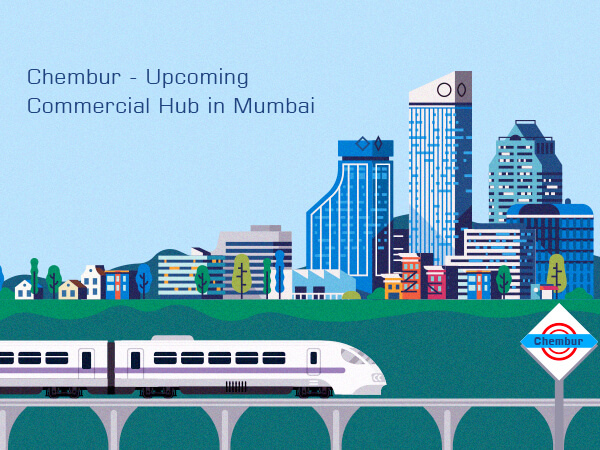 Chembur - Upcoming Commercial Hub in Mumbai