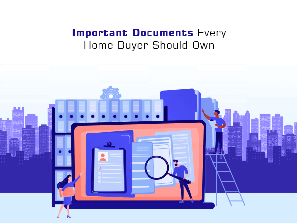 Important Documents Every Home Buyer Should Keep