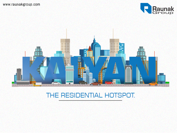 Kalyan – The residential hotspot