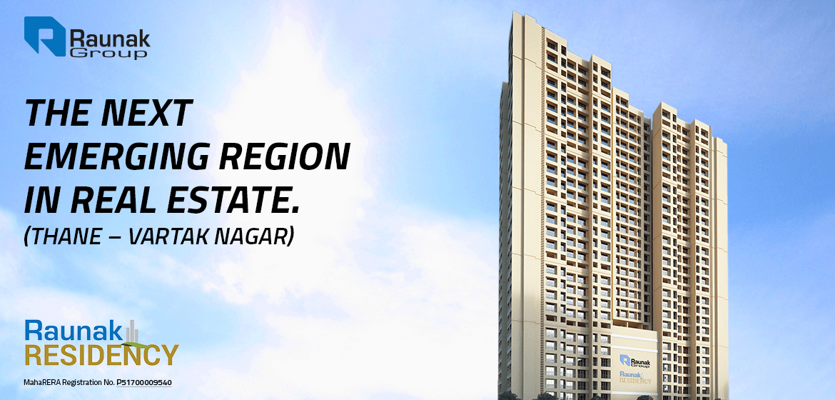 The emerging real estate hotspot in Thane – Vartak Nagar