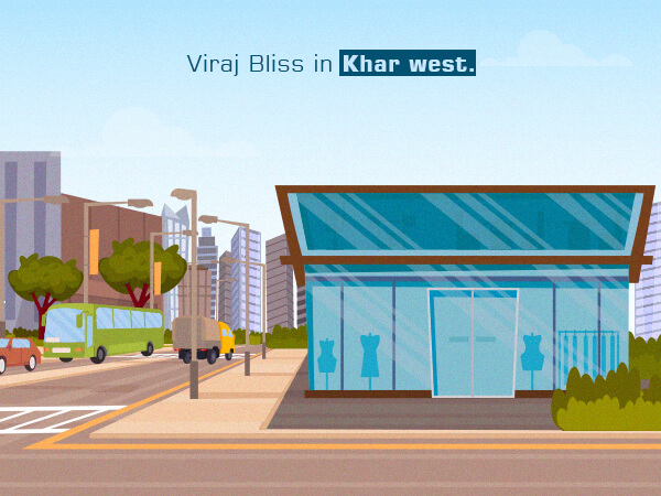 Viraj Bliss in Khar West