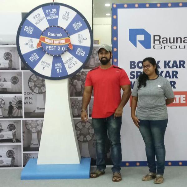 Raunak Home Buying Fest 2.0