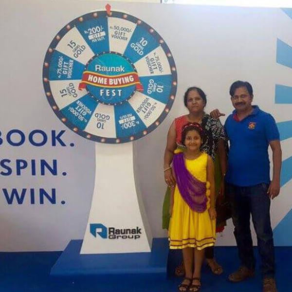 Raunak Home Buying Fest – July 2016