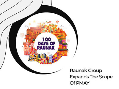 100 Days Of Raunak Caters To Housing Needs For All