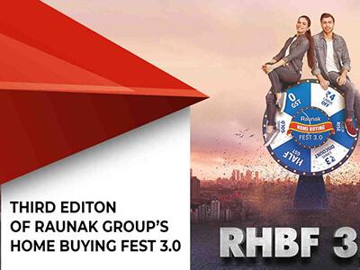 Raunak Group Presents Third Edition of RHBF 3.0