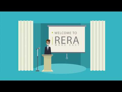 RERA Made Easy - Who/What is RERA?