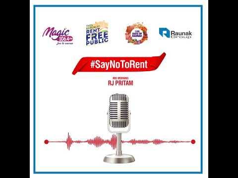 This Republic, Rent Free Public | RJ Pritam talking about Pets | Raunak Group