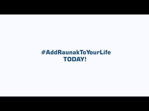 Take a step closer to your dream home! #AddRaunakToYourLife | Raunak Group