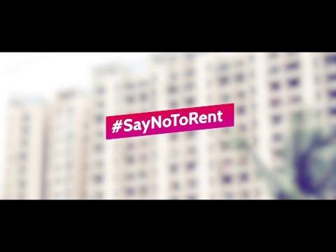 #SayNoToRent with Raunak Group!