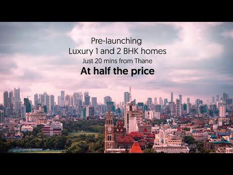 Half the price without the tedious commute! | Raunak Urban Centre | Raunak Group