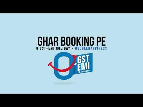 Pay No GST + No EMI | Raunak Group