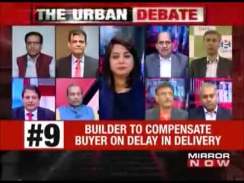 Mr. Rajan N Bandelkar speaks on the post RERA real estate market