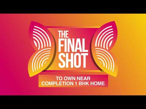 Your #FinalShot is coming soon! | Raunak Group