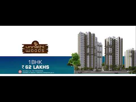 Find your dream home at Unnathi Woods | Raunak Group