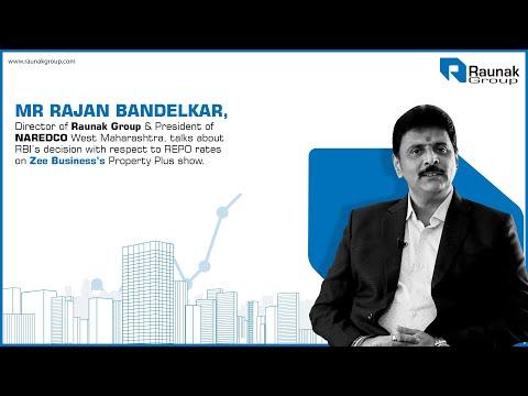 Mr. Rajan Bandelkar's exclusive interview with Zee Business | Raunak Group