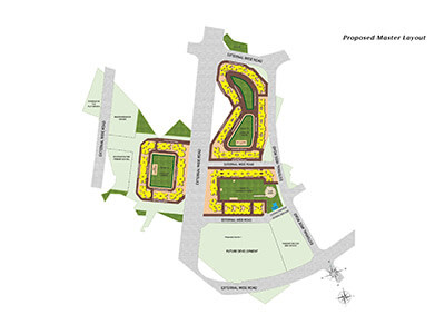 Sector 4 Floor Plan