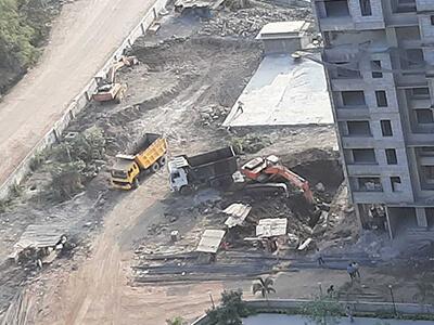 Sector 4 Site Progress