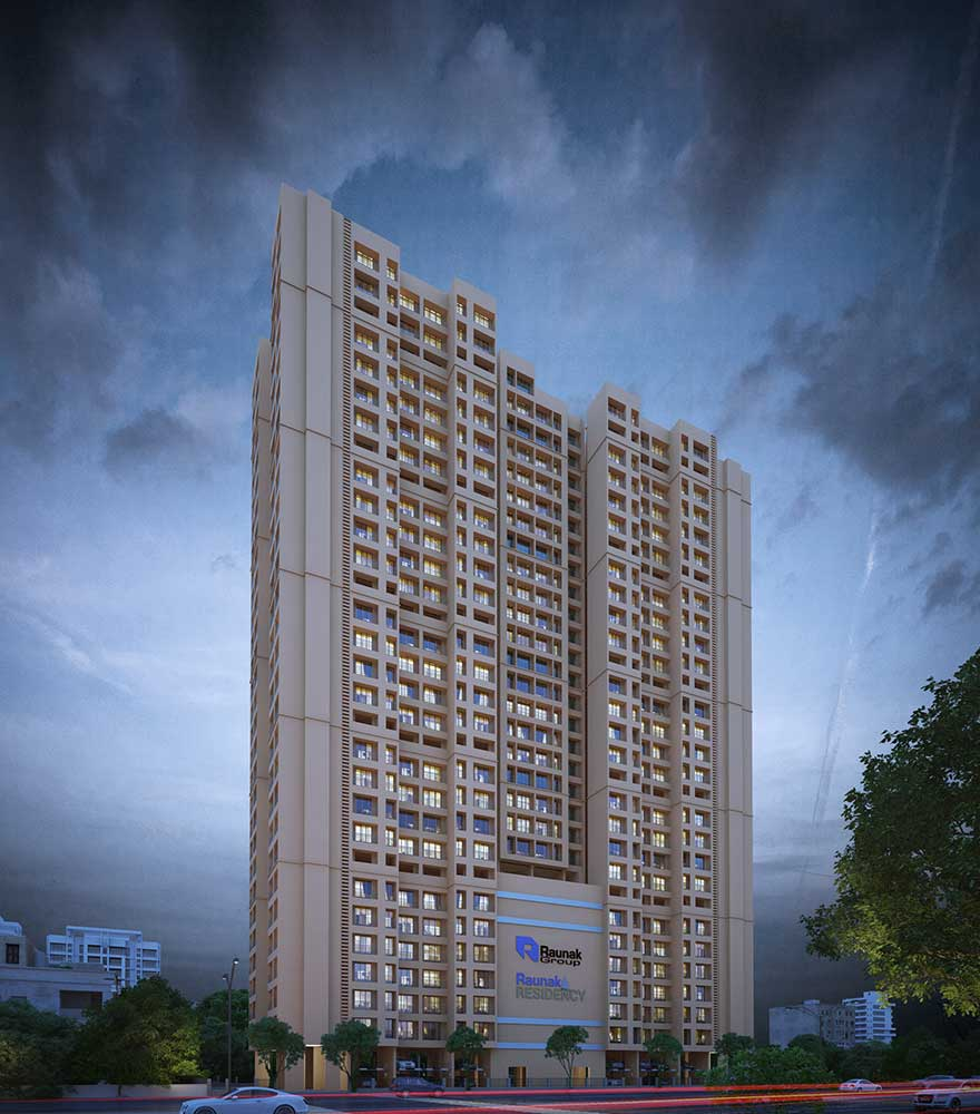 Raunak Residency Feature IMG