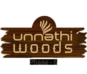 Unnathi Woods - Phase 6 Logo