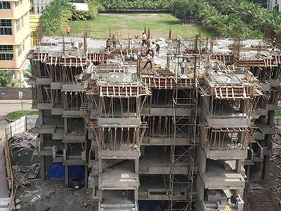Unnathi Woods - Phase 6 Site Progress