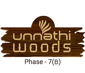 Unnathi Woods - Phase 7(B) Logo
